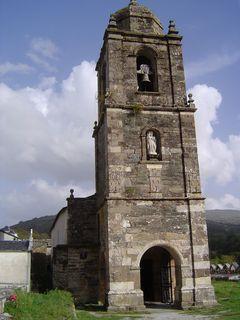 Eglise de Triacastela
