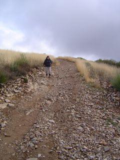 vers El Acebo