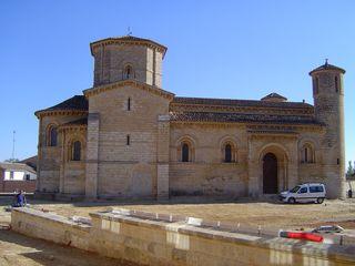 Eglise San Martin à Fromista
