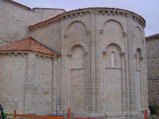 Eglise de San Juan de Ortega
