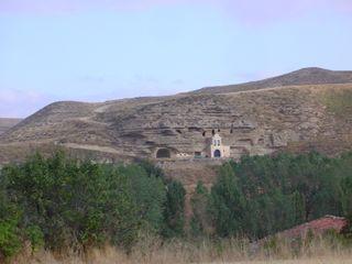 Eglise à Tosantos